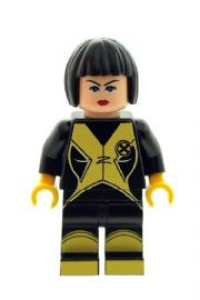 Karma (Xi'an Coy Manh) X-Men (Xmen) - Custom Designed Minifigure